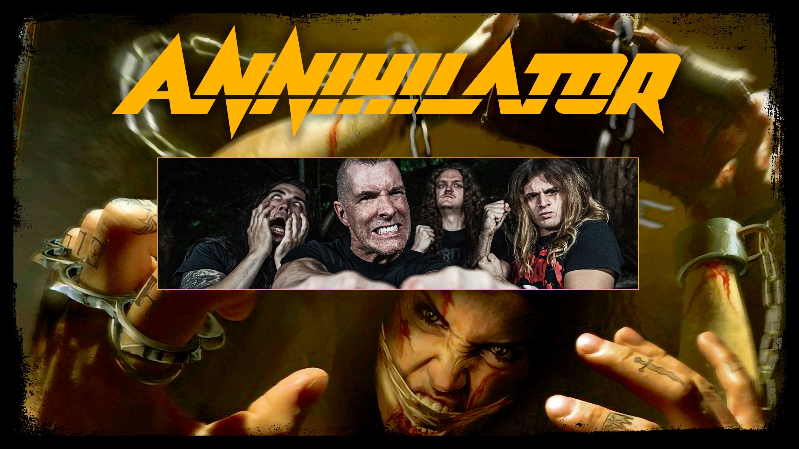 Annihilator youtube background new