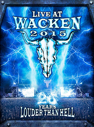 Live At Wacken 2016 - 27 Years Faster Harder Louder