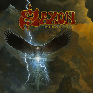 Saxon - 'Thunderbolt' to be released February 2nd 2018